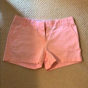 Fun pink shorts